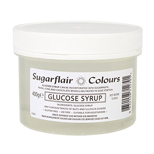 Sugarflair Glucose to make fondant without marshmallow