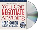 img - for [(You Can Negotiate Anything )] [Author: Herb Cohen] [Feb-2001] book / textbook / text book