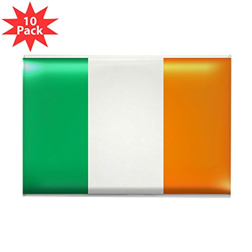 CafePress - Flag Of Ireland - Rectangle Magnet, 2