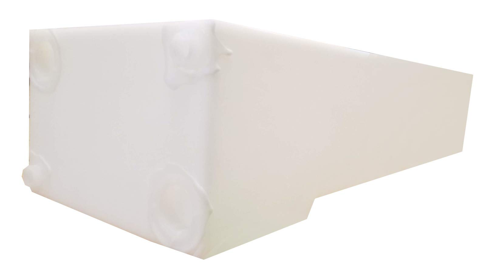 Class A Customs NSF/FDA Approved BPA Free - UM - 15 Gallon Fresh or Gray Water Holding Tank rv Concession Trailer UM-1500
