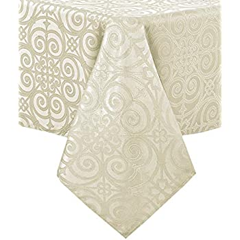 Amazon Com Newbridge Ironworks Scroll Damask Holiday