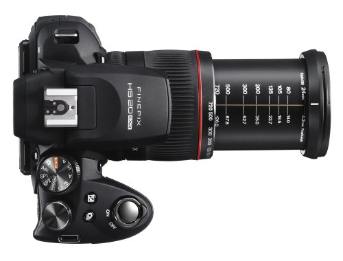 Fujifilm FinePix HS20EXR Digital Camera