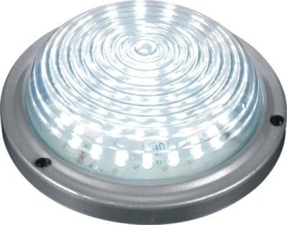 LED ROOF Interior Lamp Light prismatic design for Truck trailer Bus Coach Caravan 24v - 12000502