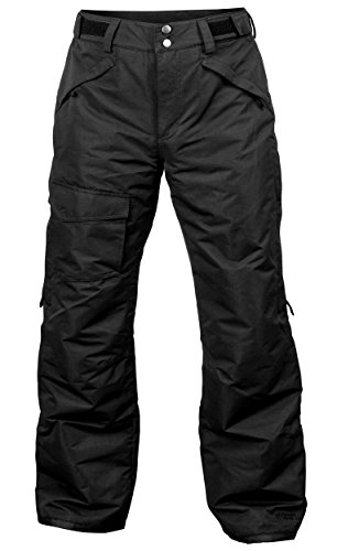 Special Blend Winter Snow Pants - For Skiing, Snowboarding, Sledding, Outdoor Fun - For Men (Small)