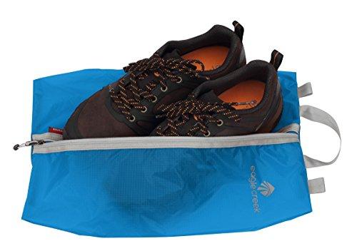 41AUINe4BTL - Eagle Creek Pack-It Specter Shoe Sac, Brilliant Blue