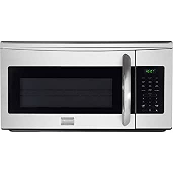 Frigidaire FGMV175QF 1.7 cu. ft. Over-the-Range Microwave Oven