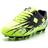 Dream Pairs 151028-K Boy's Athletic Light Weight Lace Up Outdoor Fashion Sport Cleats Soccer Shoes (Toddler/Little Kid/Big Kid)