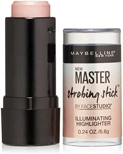 Maybelline Facestudio Master Strobing Stick Highlighter, Light - Iridescent, 0.24 oz.