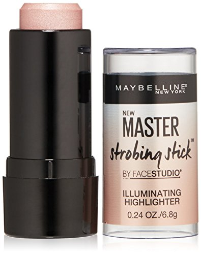 Maybelline Facestudio Master Strobing Stick Highlighter, Light - Iridescent, 0.24 oz.