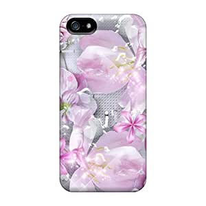 New Snap-on DeannaTodd Skin Compatible With For SamSung Galaxy S5 Mini Phone Case Cover - Sweet Peas Stars