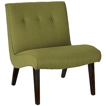 Awe Inspiring Safavieh Mercer Collection Owen Mid Century Modern Green Lounge Chair Dailytribune Chair Design For Home Dailytribuneorg