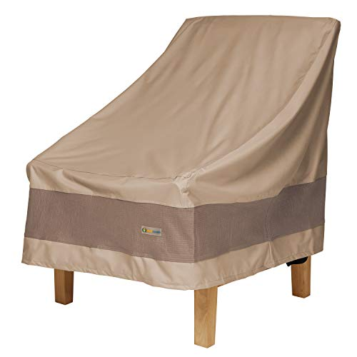 Duck Covers Elegant Patio Chair Cover, 36-Inch