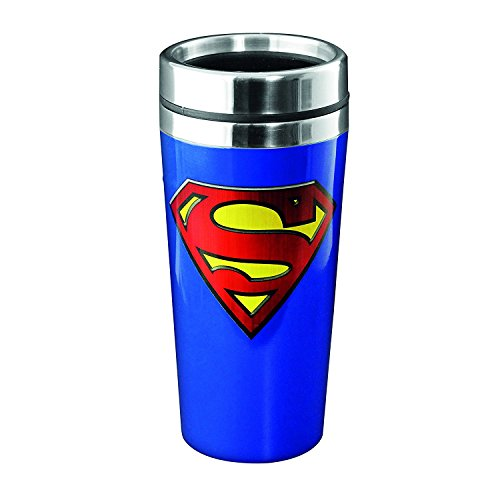 Paladone DC Comics Superman Travel Mug