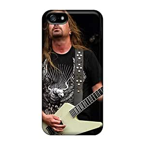 Great Hard Cell-phone Case For Iphone 5/5s (YkA8378ERjK) Support Personal Customs Lifelike Children Of Bodom Band Pictures