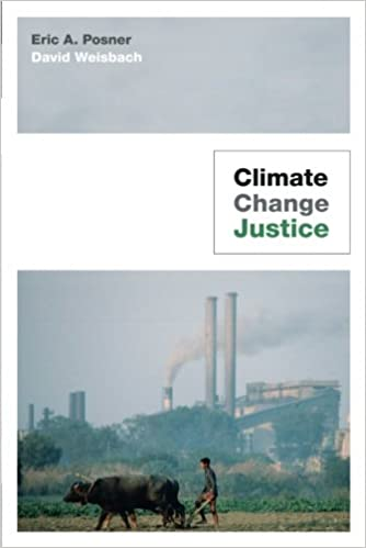 Climate Change Justice: Amazon co uk: Eric A  Posner