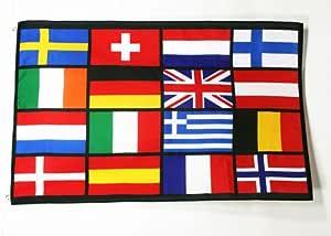 3/'x5/' Belgium Flag Outdoor Indoor Banner Belgian European Country Europe 3x5