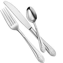 Walco Stainless Art Deco Bouillon Spoon