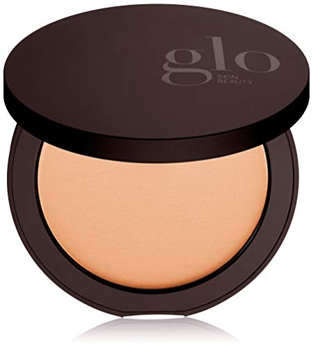 Glo Skin Beauty Pressed Base - Beige | Mineral Pressed Powder Foundation | 24 Shades, Buildable Coverage, Matte Finish
