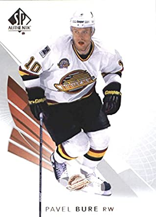 Amazon.com  Hockey NHL 2017-18 SP Authentic  96 Pavel Bure  96 NM+ ... fc9269add
