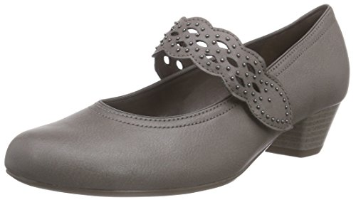 Jenny Catania, Women's Closed Pumps Brown - Braun (Alpaca 12)