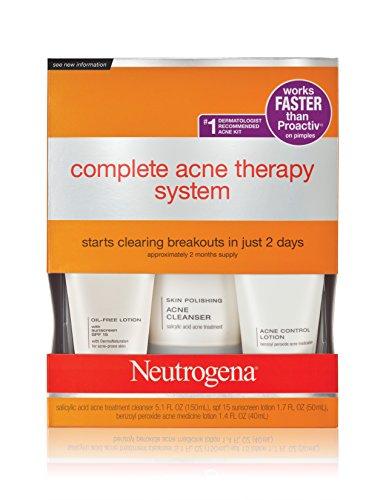 Neutrogena Système complet Traitement de l'acné