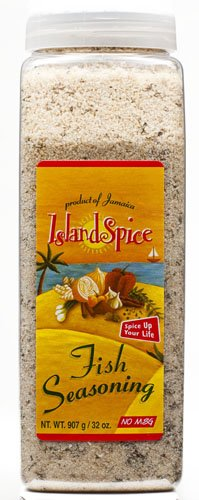 Island Spice Fish Seasoning 32oz