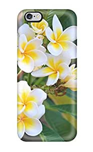 For Iphone 6 Plus Tpu Phone Case Cover(flower)