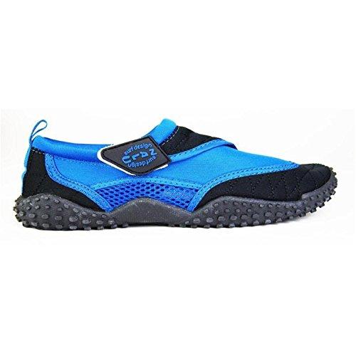 Aqua Graue Schuhe Schwarze Erwachsene Nalu Zqaftz