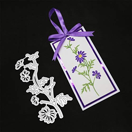 OrchidAmor Metal Die Cutting Dies Stencil for DIY Scrapbooking Album Paper Card Decor Craft 2019]()