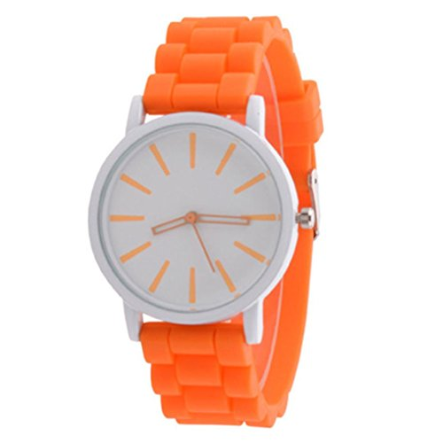 Jelly Sport Wrist Watch - 8