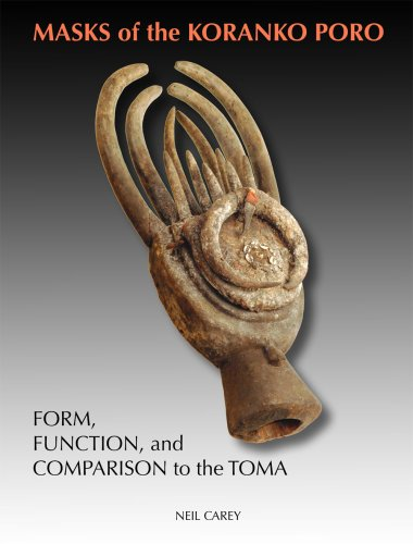 Download Masks of the Koranko Poro: Form, Function and Comparison to the Toma PDF