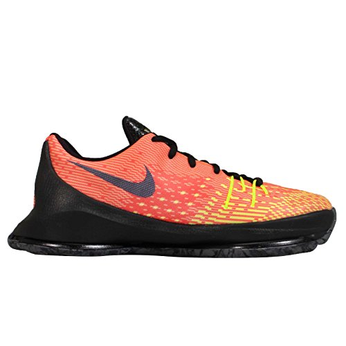 Nike Youth KD 8 Basketballschuh Insgesamt Orange / Schwarz / Volt / Bright Crimson