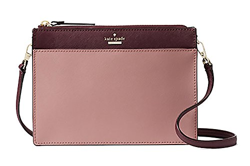 c23c4150cf7e Kate Spade New York Women's Cameron Street Clarise Cross Body Bag, Dusty  Peony Multi,