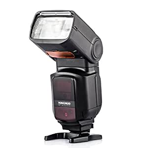 Flash Yongnuo Blitzausloeser Canon-Master ve YN968EX-RT HSS GN60için ISO 100