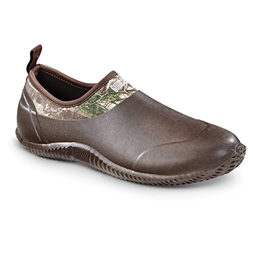 GUIDE GEAR Men's Camo Bogger Rubber Clogs, Realtree Xtra, 10D
