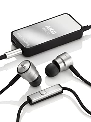 AKG noise canceling canal type earphone K391NC (Japan Import)