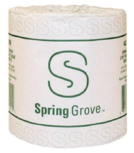 Grove Springs (Spring Grove Household Toilet Tissue 96 Rolls per case)