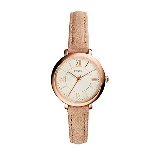 Fossil Women's ES3802 Jacqueline Small Rose Gold-Tone Stainless Steel (Dial Fossil Watch)