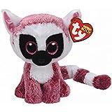 """Ty Beanie Boos 6"""" Leeann Lemur, Perfect Plush!"""