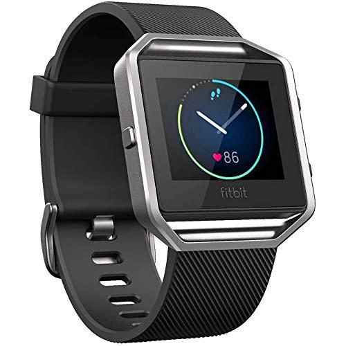 Fitbit Blaze Watch + HR Monitor Black, S -  FB502SBKS-EU