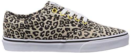 Women's Safari Trainers Low Top Atwood Vans White 5wCqgXFEnE