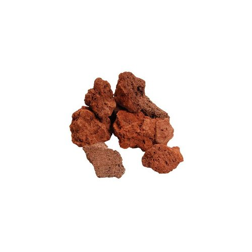 FMP 133-1104 8 Lb. Natural Lava Rock - 1 / BG