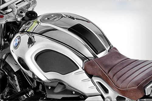 XuBa 3pcs//set Anti-slip Motorbike Tank Pads Side Gas Knee Grip Tank Traction Pad Sticker for 2013-2017 2014 2015 B.M.W