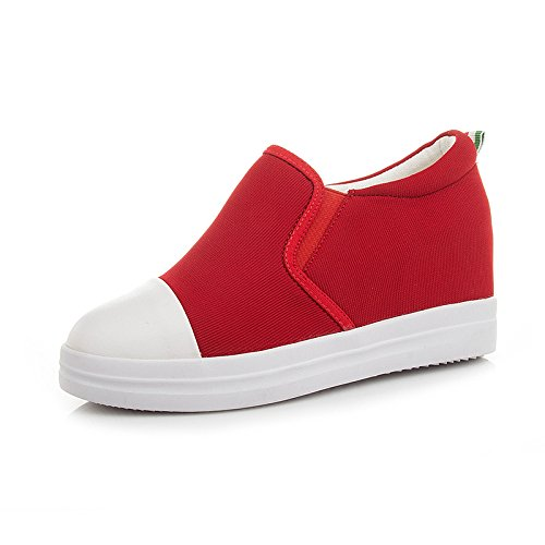 Gulestreinta Todo Khskx Nueve Lienzo Pedal Las Y Color Con En Partidode De el El Pendiente Un Zapatos Lazy Aumento Mujeres Zapato aUgqa