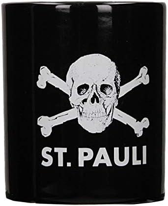 Upsolut FC St Pauli Kaffeebecher Logo