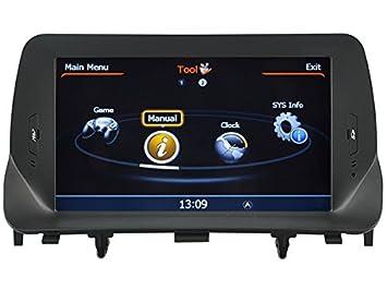 AudioCarSystem OPEL con plato ondulado-instalación OEM coche pantalla táctil con reproductor de DVD,