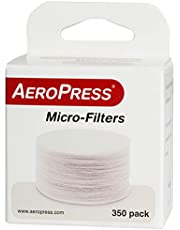 AeroPress Replacement Filter Pack - Microfilters for The AeroPress Coffee and Espresso Maker - 350 Count