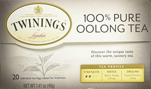 (Twinings China Oolong Tea (3x20 Bag))