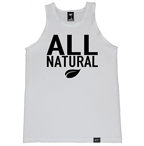 FTD Apparel Men's All Natural Tank Top - XXL (Ftd Natural)