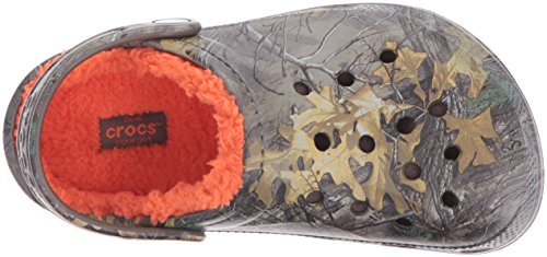 Pictures of Crocs Kids' Winter RealTree Xtra Clog Brown 2